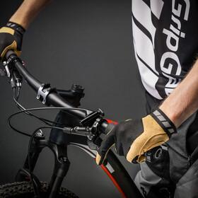 GripGrab Vertical Cykelhandsker beige/sort